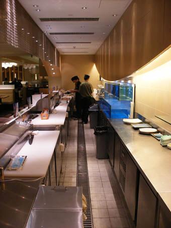 坂长寿司日本料理店|西餐厨房设计方案|北京东邦御厨