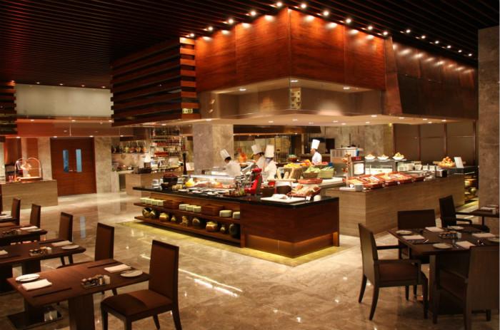 重庆凯悦酒店厨房工程