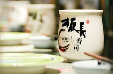 日本料理店板长寿司厨房设计与工程